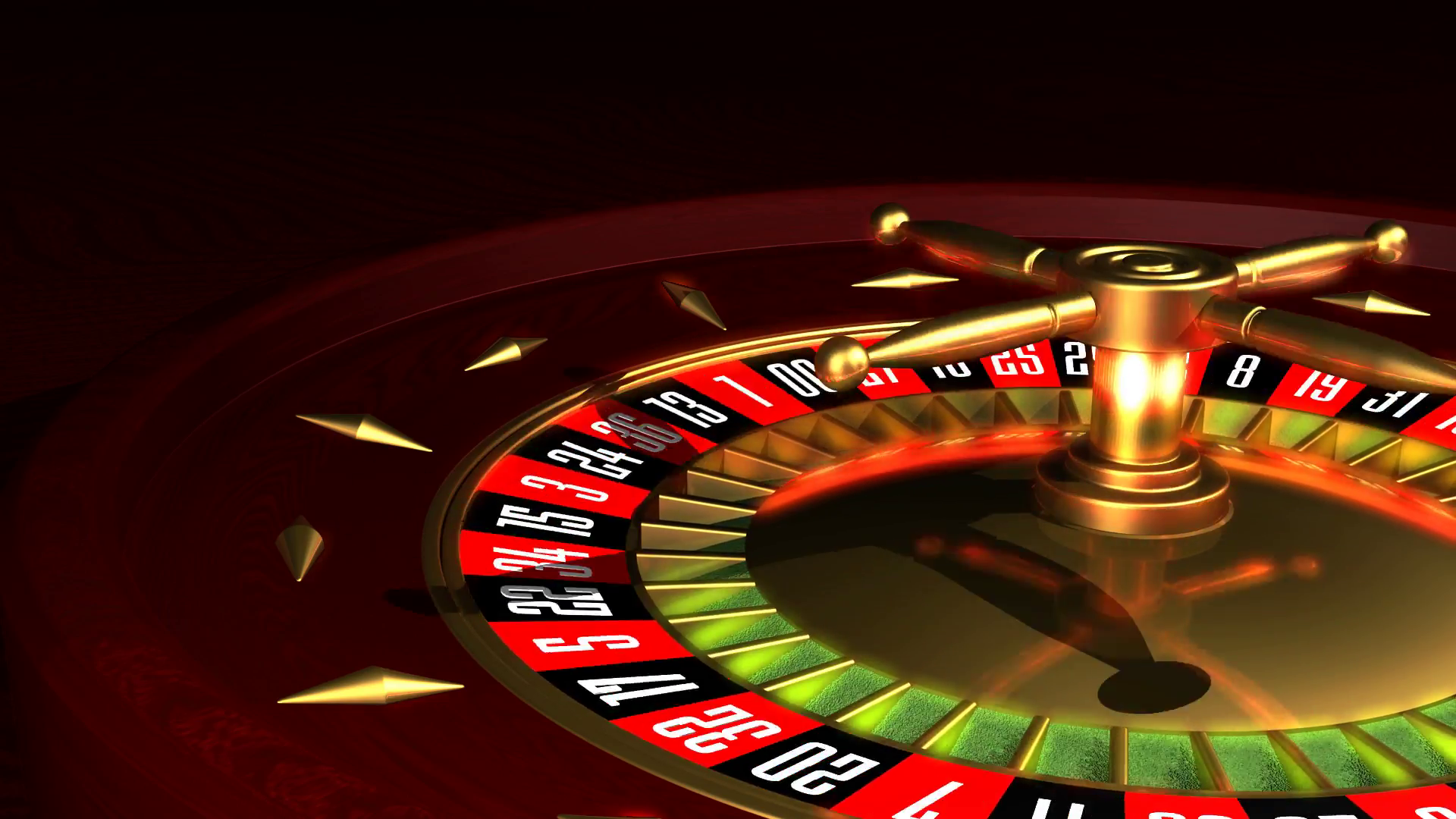 Roulette achtergrond